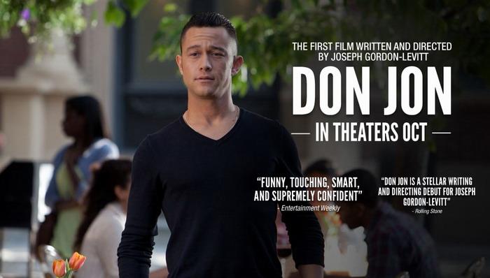 约瑟夫·高登-莱维特自导自演新片《情圣囧色夫/唐璜之瘾》(Don Jon)预告片