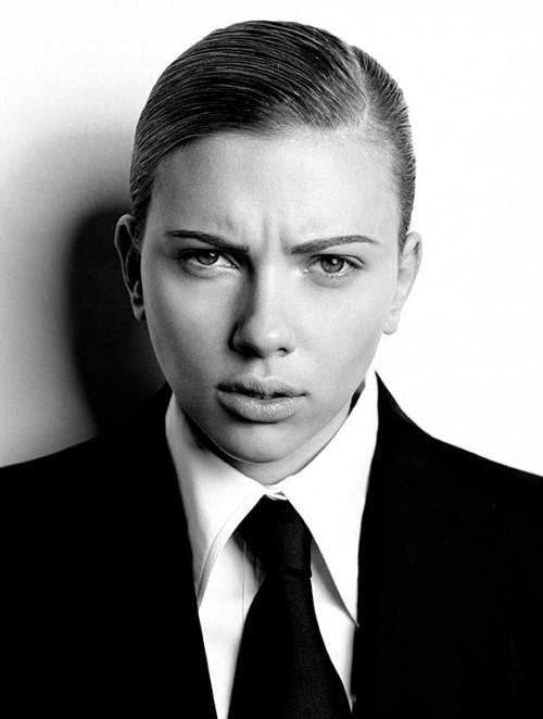 斯佳丽·约翰森(Scarlett Johansson)主演吕克·贝松新片《露西》(Lucy)