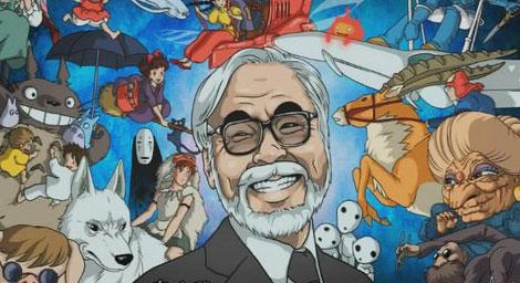 动画大师宫崎骏(Hayao Miyazaki)即将宣布退休