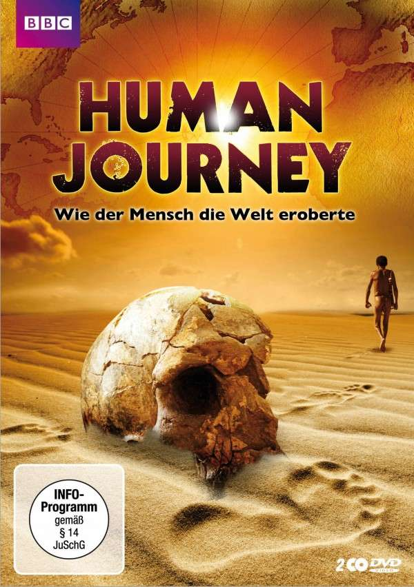 BBC纪录片《神奇的人类旅程》(The Incredible Human Journey)5集全收录