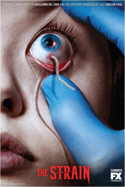 吉尔莫·德尔·托罗打造的惊悚恐怖剧集《血族》(The Strain)新预告