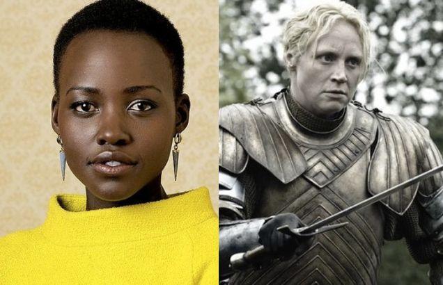 《为奴十二年》、《权力的游戏》女演员确认加盟《星球大战7》