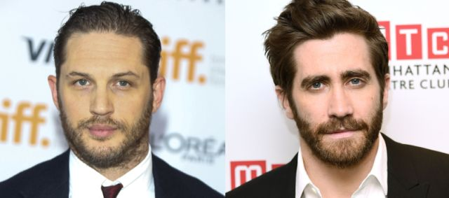 汤姆·哈迪退出DC《犯罪敢死队》  杰克·吉伦哈尔(Jake Gyllenhaal)接替