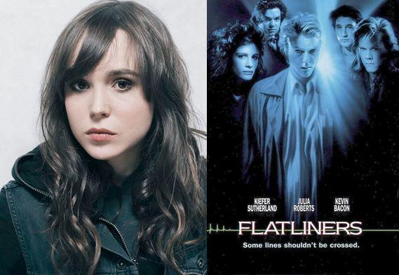 艾伦·佩吉(Ellen Page)有望主演新版《灵异空间》