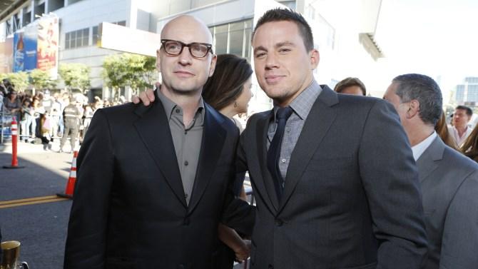 史蒂芬·索德伯格将拍《山夫抢劫》,钱宁·塔图姆和迈克尔·香侬主演