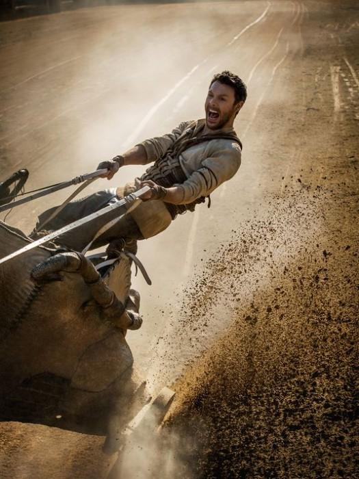 新版《宾虚》(Ben-Hur)曝光首批剧照