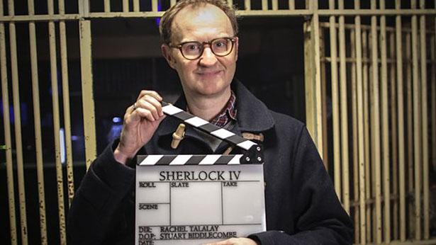 《神探夏洛克》(Sherlock)第四季开拍 马克·加蒂斯宣布游戏开始