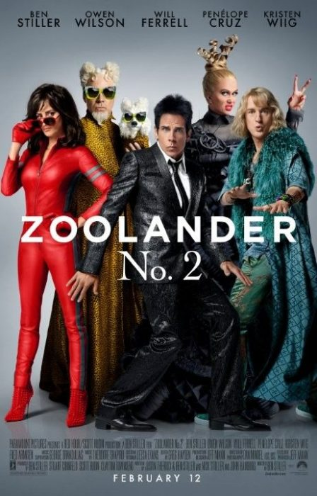 《超级名模2》Zoolander 2(2016)