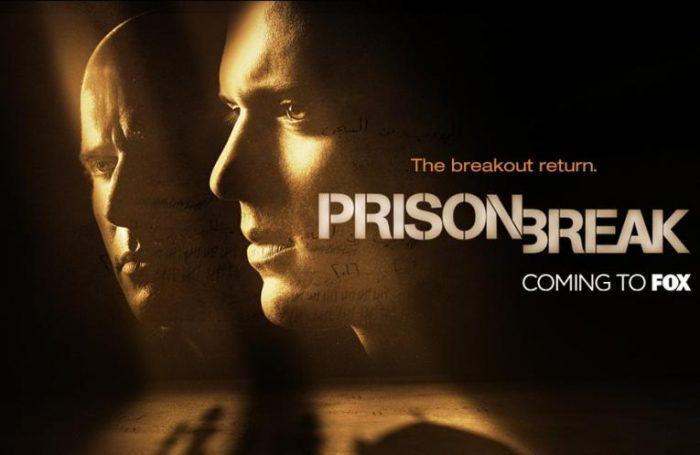 《越狱》(Prison Break)重启版首曝片段以及预告  米帅也门再越狱 原班人马回归【3V】