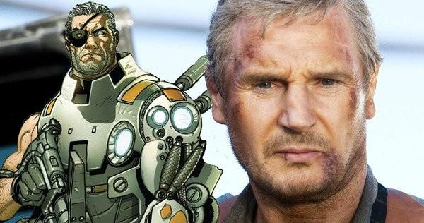 连姆·尼森(Liam Neeson)或将在《死侍2》中出演电索 传闻导演与福斯意见相左