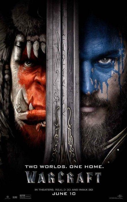 《魔兽》(Warcraft) 2016