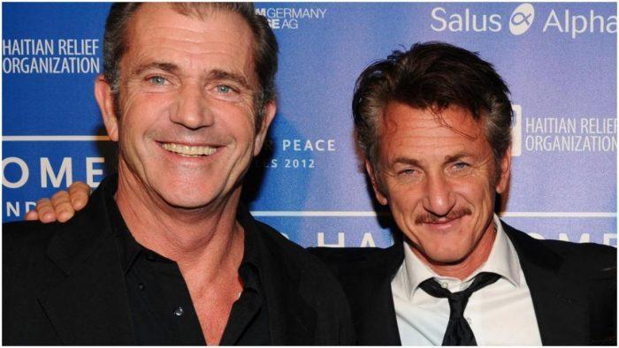 """梅尔·吉布森(Mel Gibson)、肖恩·潘(Sean Penn)合作""""牛津词典""""电影《教授与疯子》"""