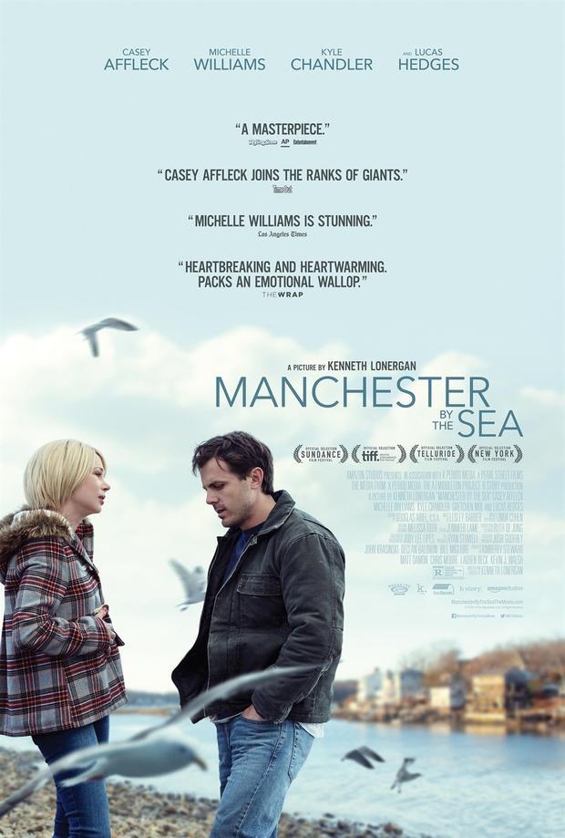 2016年哥谭奖公布提名 《海边的曼彻斯特》领跑 拉开颁奖季序幕