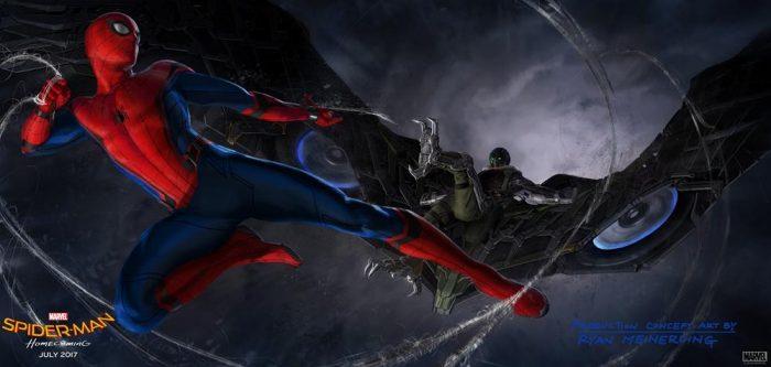 《蜘蛛侠:归来》(Spider-Man: Homecoming)首支预告出炉【中文字幕】