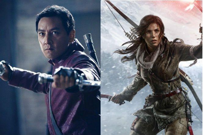 吴彦祖(Daniel Wu)加盟新版《古墓丽影》