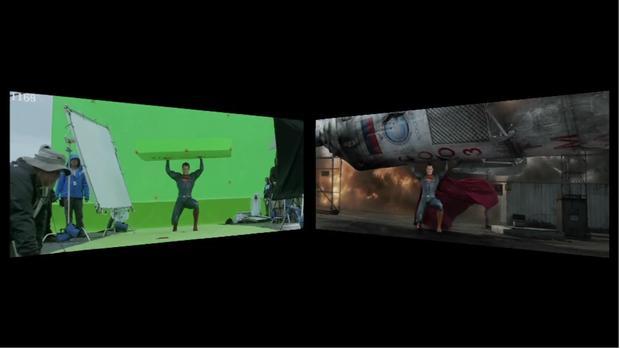 扎导释出12分钟《蝙蝠侠大战超人:正义黎明》特效片段