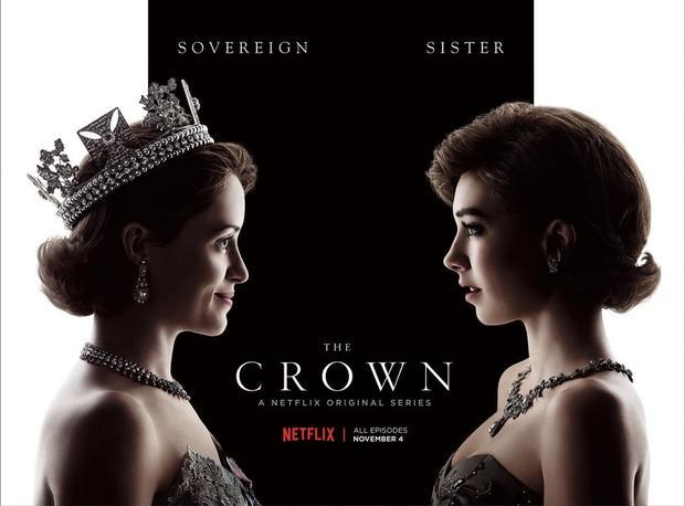英国电视学院奖公布提名 Netflix《王冠》五项领衔
