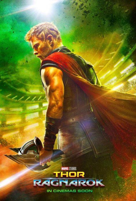漫威《雷神3:诸神黄昏》发布首款中文预告