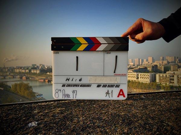 《碟中谍6》正式开拍 定档2018年暑期