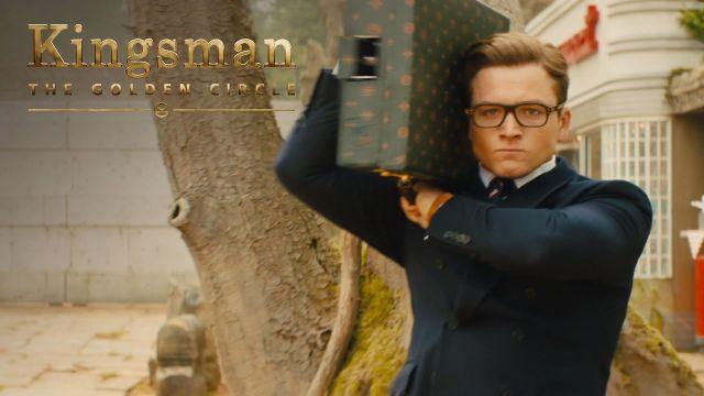 《王牌特工:黄金圈》首曝正式预告