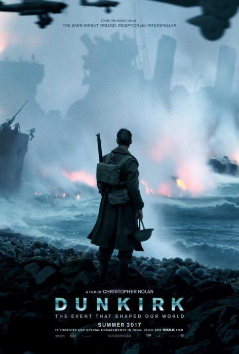诺兰《敦刻尔克》(Dunkirk)曝中文新预告