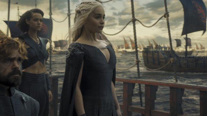 《权力的游戏》(Game of Thrones)第七季发布最新预告