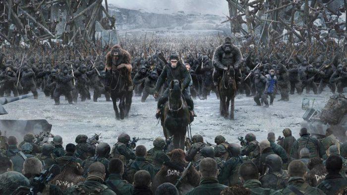 《猩球崛起3: 终极之战》精彩片段抢先看 - 坏猩猩篇