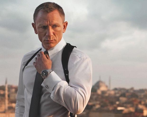 丹尼尔·克雷格(Daniel Craig)确定回归第25部007  诺兰仍有望执导