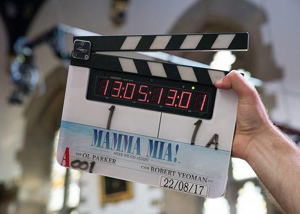 歌舞片《妈妈咪呀2》正式开拍 梅姨领衔原班卡司回归