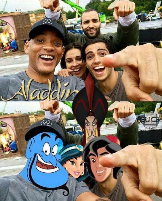 盖·里奇新片《阿拉丁》(Aladdin)终于开机