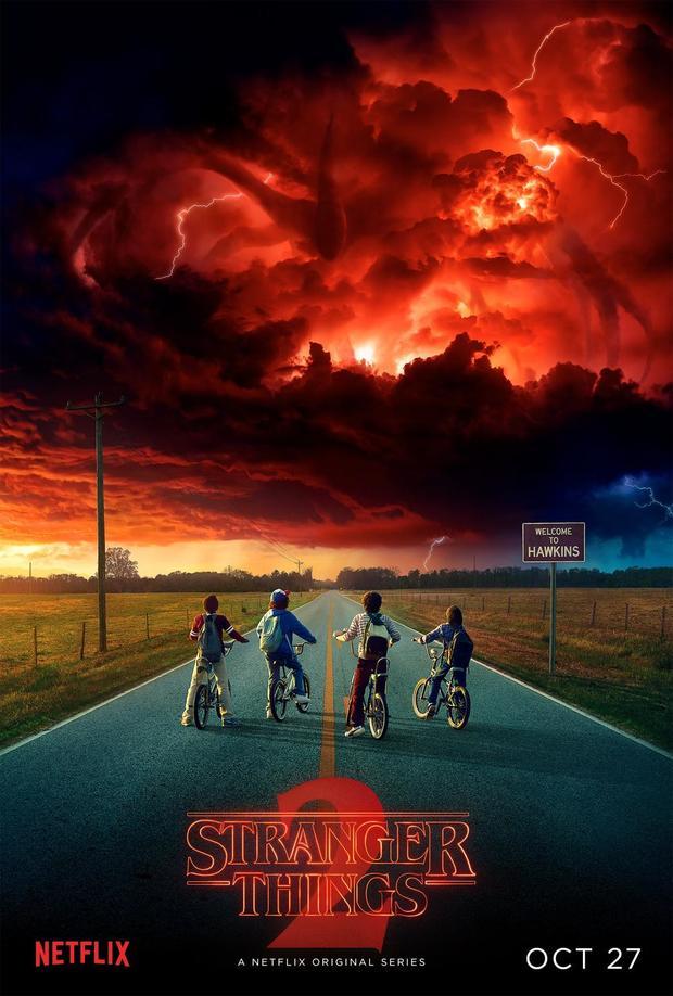 《怪奇物语》(Stranger Things)第二季终极预告