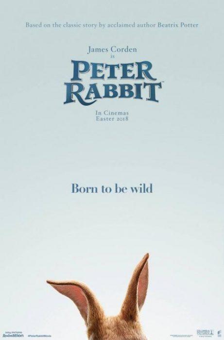 《彼得兔》(Peter Rabbit)发中文先导预告
