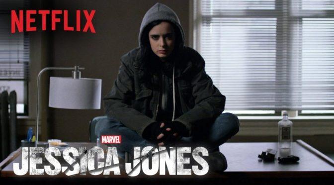 漫威暴力女侦探《杰西卡琼斯》回归 第二季首发预告