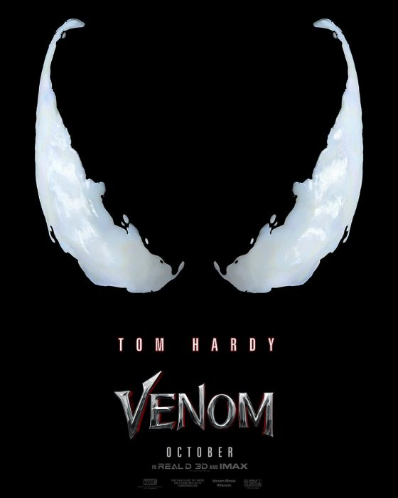 蜘蛛侠衍生片《毒液》(Venom)发布首款预告