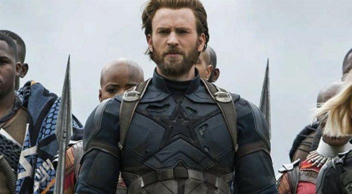 """克里斯·埃文斯将在《复仇者联盟4》后告别""""美国队长"""""""