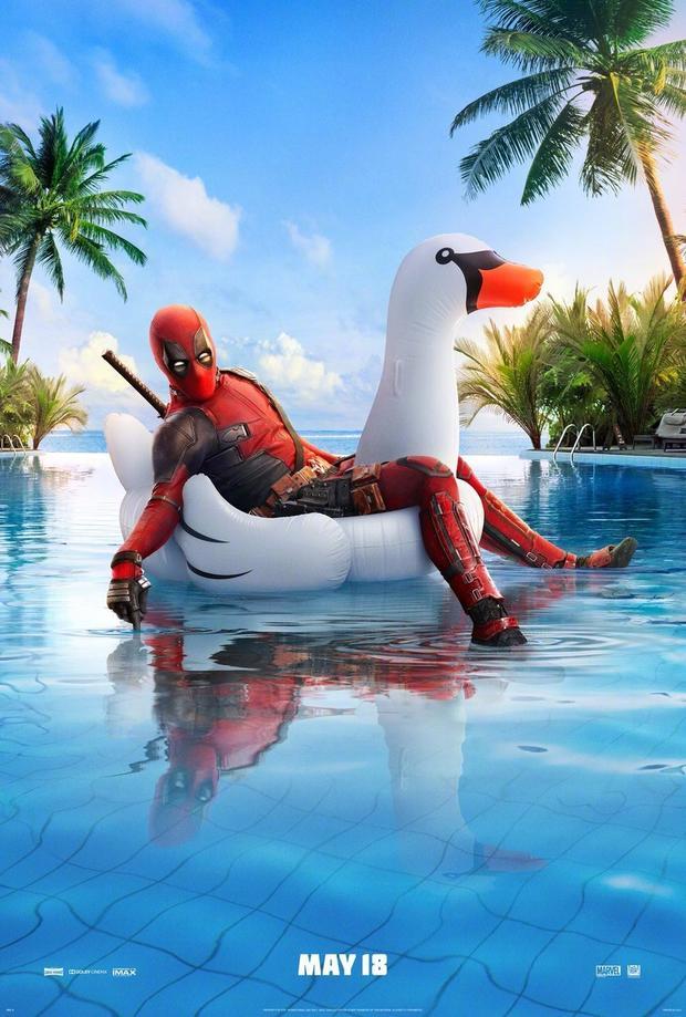 《死侍2》(Deadpool 2)曝光五支中文电视预告