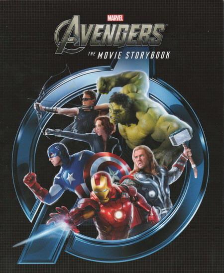 《复仇者联盟》(The Avengers)故事书全剧透