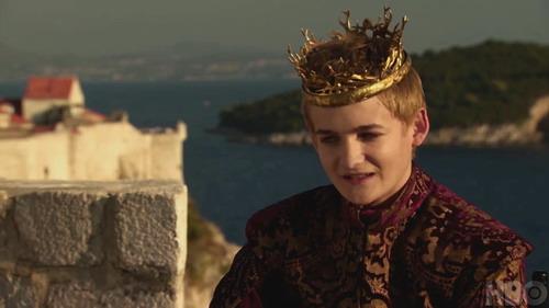 《权力的游戏》第二季 主演介绍角色 Joffrey Baratheon
