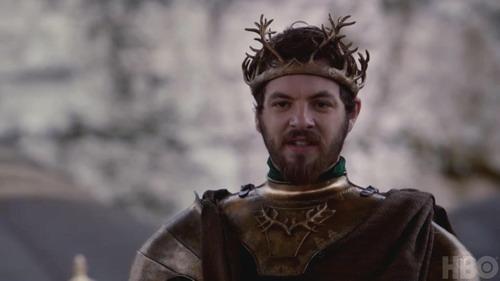 《权力的游戏》第二季 主演介绍角色 Renly Baratheon