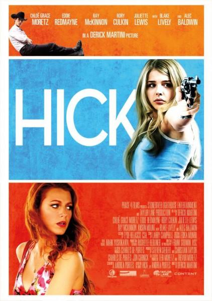 科洛·莫瑞兹,布蕾克·莱弗利新片《乡下人》(Hick)首发全长预告