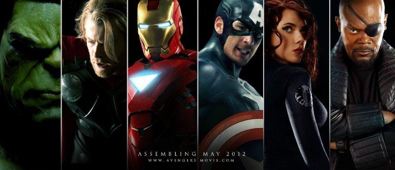 《复仇者联盟》(The Avengers)新曝宣传片,制作特辑 洛基外星军团首露真容