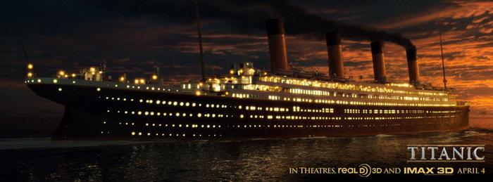 视频:《泰坦尼克号3D》是怎样炼成的