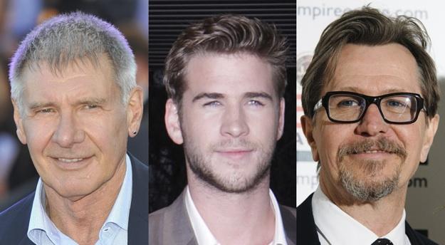 利亚姆·海姆斯沃斯有望与哈里森·福特、加里·奥德曼合作《妄想狂》