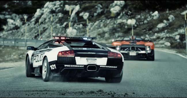 游戏《极品飞车》将被好莱坞拍成电影