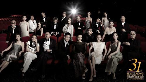 2012第31届香港电影金像奖完整获奖名单