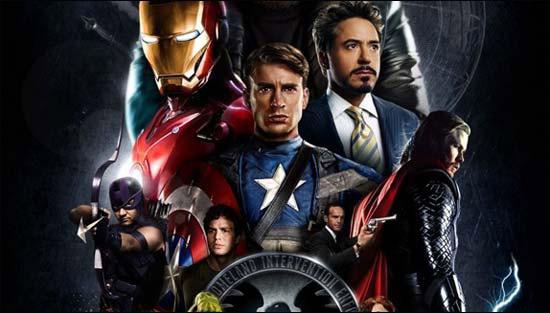 《复仇者联盟》(The Avengers)近期花絮,电视广告合辑