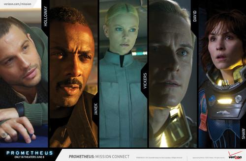 """《普罗米修斯》(Prometheus)3分钟加长版国际预告 新""""异形""""首度现形"""