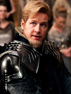 扎克瑞·列维有望加盟《雷神2》(Thor2)饰演Fandral