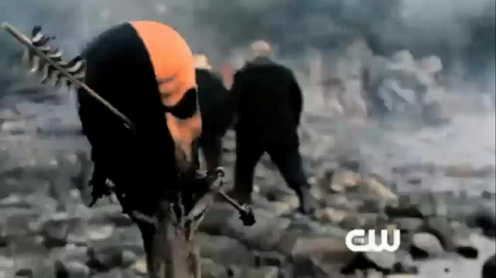 "CW新剧《绿箭侠》(Arrow)新角色""丧钟""剧照曝光"
