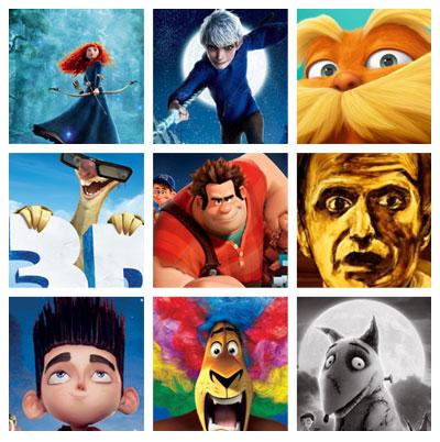 21部动画长片报名第85届奥斯卡,争夺五个提名